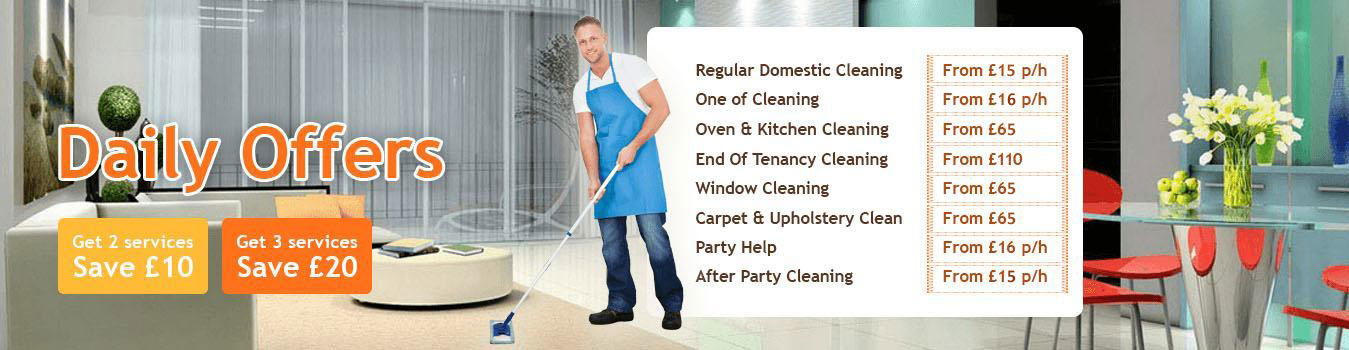 Cleaning Company London Header 2