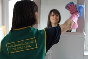 Golden Domestic Cleaning Service London